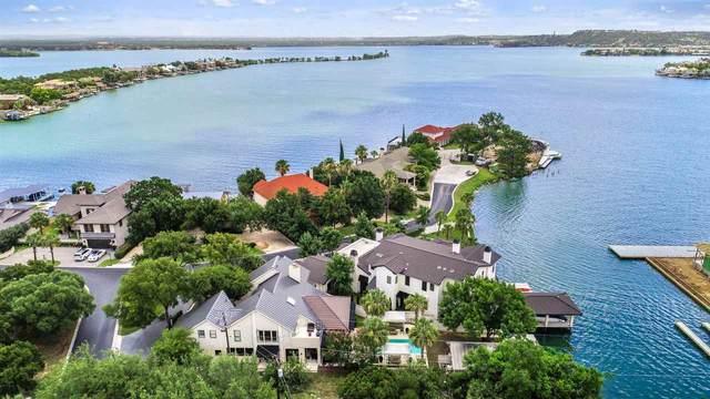 108 Lighthouse Dr, Horseshoe Bay, TX 78657 (#152309) :: Zina & Co. Real Estate