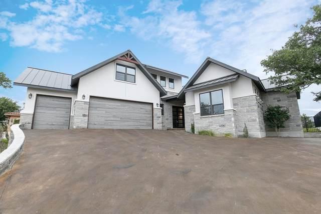303 Outcrop, Horseshoe Bay, TX 78657 (#152312) :: Zina & Co. Real Estate