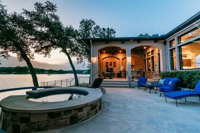 3612 Pack Saddle, Horseshoe Bay, TX 78657 (#152315) :: Zina & Co. Real Estate