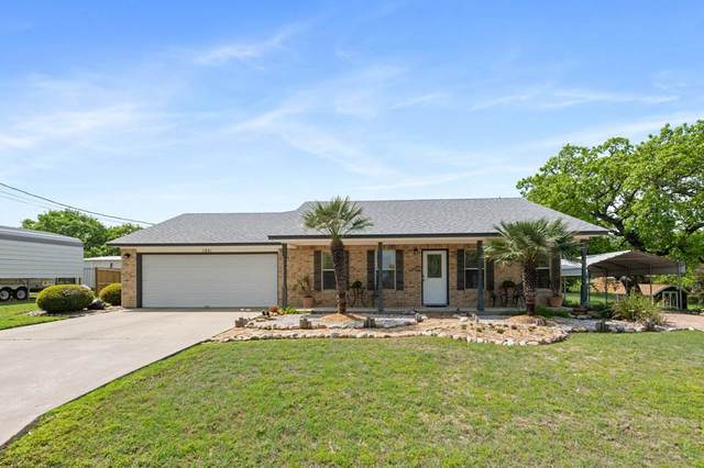 1821 Mcarthur Avenue, Kingsland, TX 78639 (#152316) :: Realty Executives - Town & Country