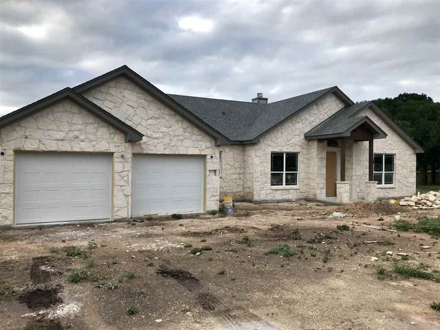 112 Travis Trail, Burnet, TX 78611 (#152322) :: Realty Executives - Town & Country