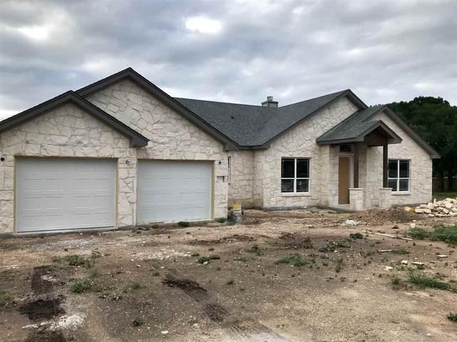 112 Travis Trail, Burnet, TX 78611 (#152322) :: Zina & Co. Real Estate