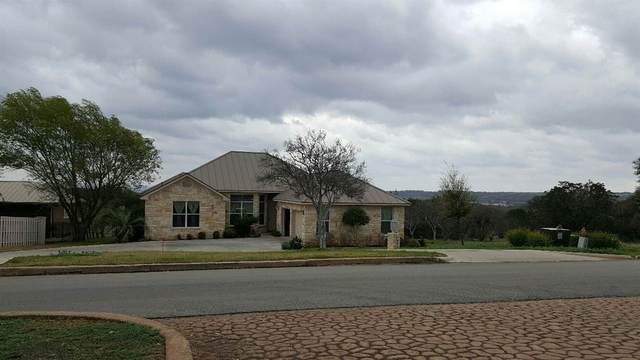 1405 Bay West Blvd., Horseshoe Bay, TX 78657 (#152325) :: Realty Executives - Town & Country