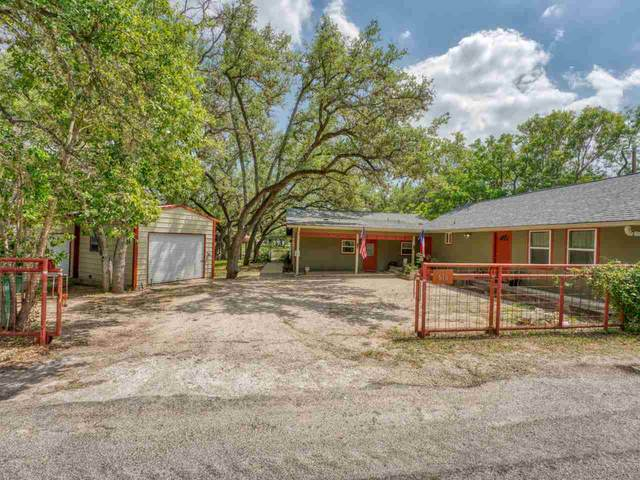 616 Williams Lakeshore, Kingsland, TX 78639 (#152326) :: Realty Executives - Town & Country