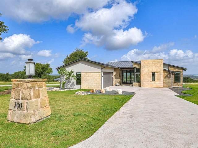 301 Nattie Woods, Horseshoe Bay, TX 78657 (#152337) :: Zina & Co. Real Estate