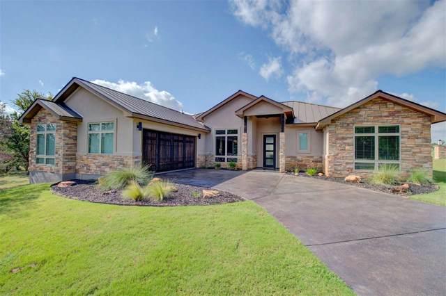 801 Silver Hill, Horseshoe Bay, TX 78657 (#152361) :: Zina & Co. Real Estate