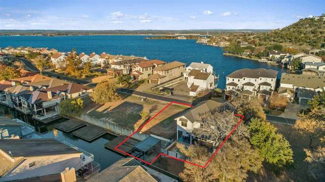 Lot N-1010B Horseshoe Bay Boulevard N, Horseshoe Bay, TX 78657 (#152367) :: Zina & Co. Real Estate