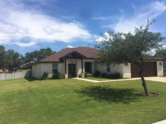 132 Rachel Loop, Burnet, TX 78611 (#152370) :: Zina & Co. Real Estate