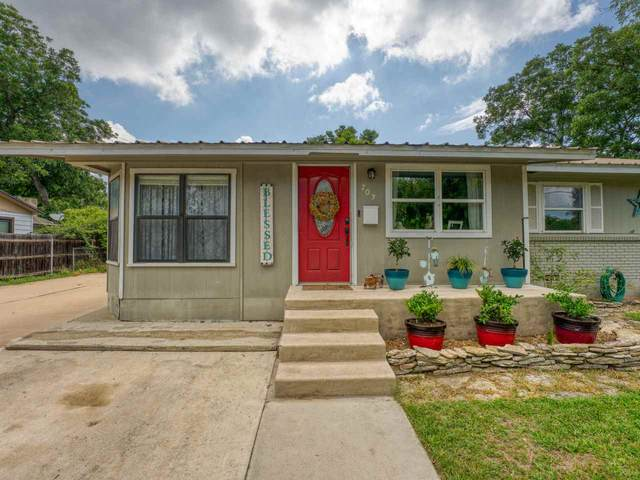 703 Pierce Street N, Burnet, TX 78611 (#152432) :: Realty Executives - Town & Country