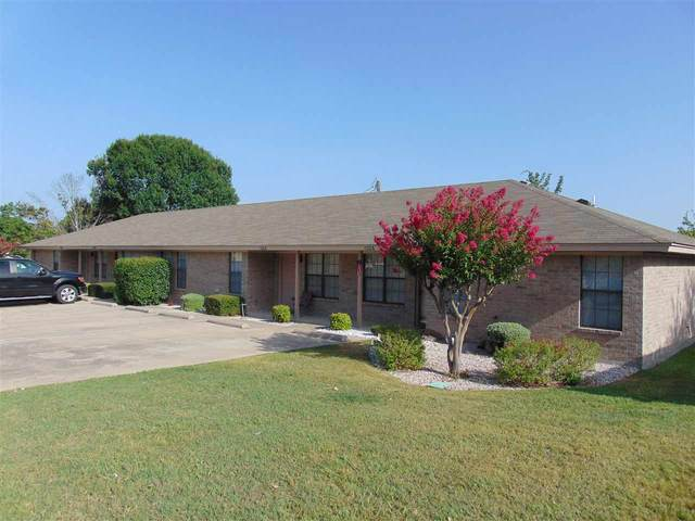 1006 Lewis, Burnet, TX 78611 (#152442) :: Realty Executives - Town & Country