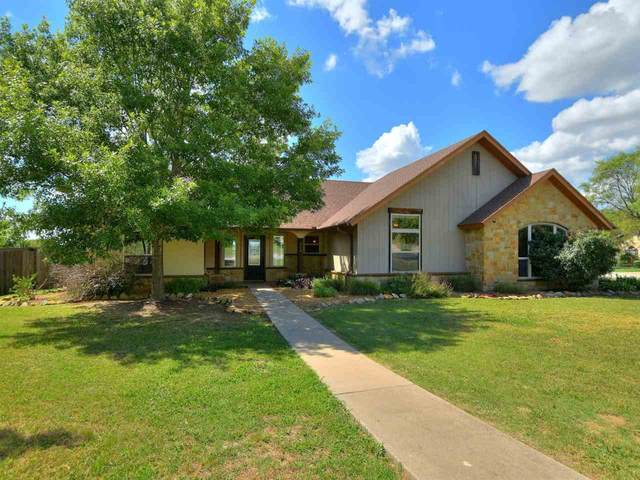 100 Natalies Point, Burnet, TX 78611 (#152453) :: Zina & Co. Real Estate