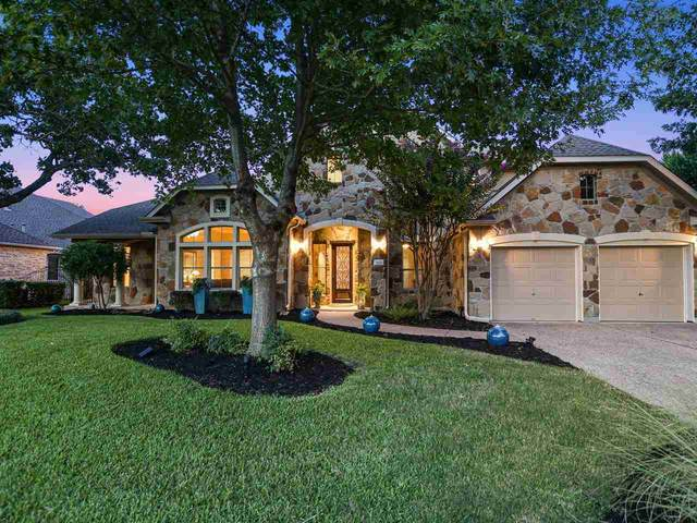 16205 Double Eagle Dr, Austin, TX 78717 (#152697) :: Zina & Co. Real Estate