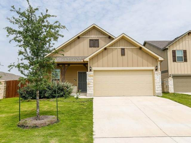 312 Perryville Loop, Liberty Hill, TX 78642 (#152758) :: Realty Executives - Town & Country