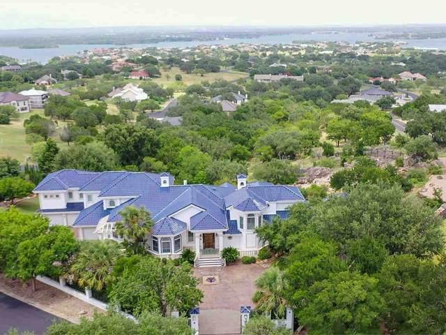 112 Diamond Hill, Horseshoe Bay, TX 78657 (#152765) :: Zina & Co. Real Estate