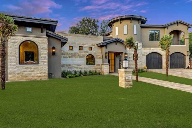 901 Sun Ray, Horseshoe Bay, TX 78657 (#152772) :: Zina & Co. Real Estate