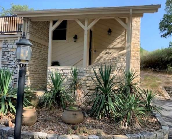 401 Out Yonder Unit #8, Horseshoe Bay, TX 78657 (#152773) :: Zina & Co. Real Estate