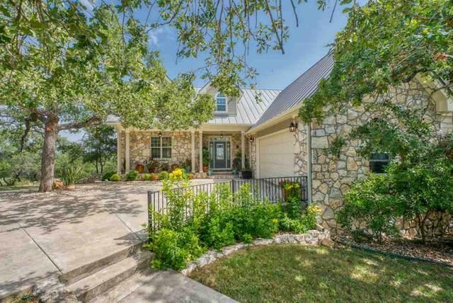 1606 Sapphire, Horseshoe Bay, TX 78657 (#152816) :: Zina & Co. Real Estate