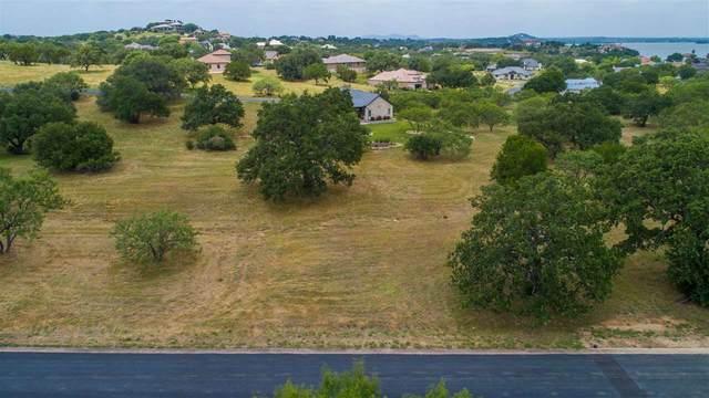 Lot 3034 Douglas Drive, Horseshoe Bay, TX 78657 (#152817) :: Zina & Co. Real Estate