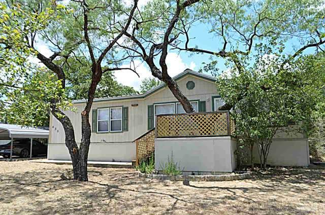 435 Horseshoe Drive, Kingsland, TX 78639 (#153036) :: Zina & Co. Real Estate