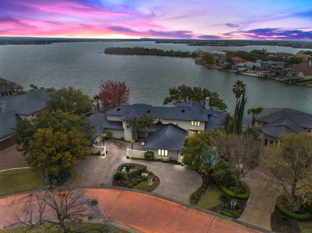 16 Applehead Island, Horseshoe Bay, TX 78657 (#153105) :: Realty Executives - Town & Country