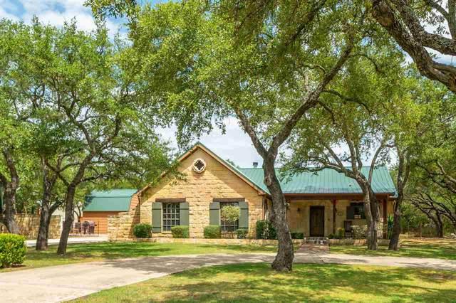 102 Camm Lary, Burnet, TX 78611 (#153120) :: Zina & Co. Real Estate