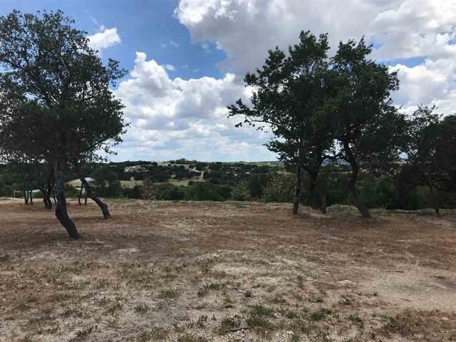 Lot 7 Dawna Len Drive, Burnet, TX 78611 (#153132) :: Zina & Co. Real Estate