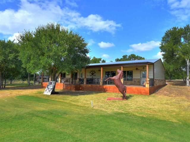 1138 Skyline, Kingsland, TX 78639 (#153139) :: Zina & Co. Real Estate