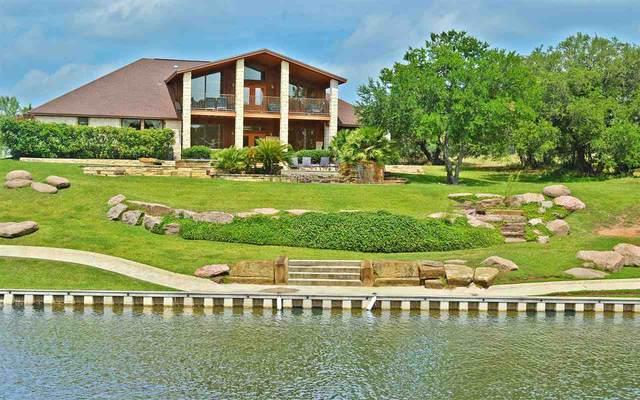 237 Lazy Oaks Ln, Kingsland, TX 78639 (#153164) :: Zina & Co. Real Estate