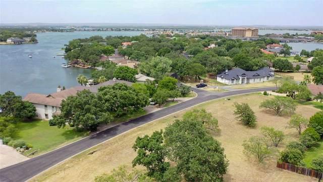 Lot 25001-B Hi Circle N, Horseshoe Bay, TX 78657 (#153174) :: Zina & Co. Real Estate