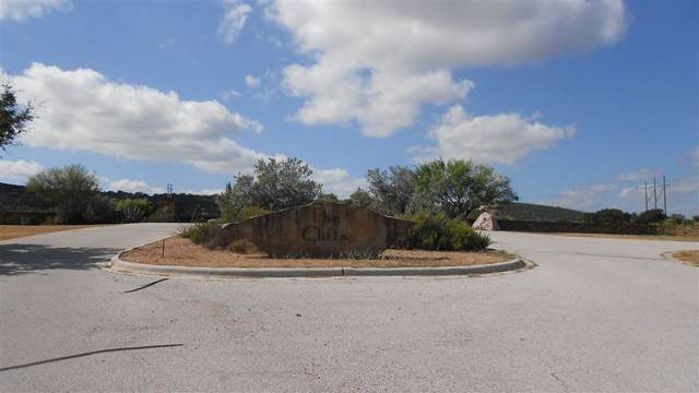 Pristine Pass Lt 52, Buchanan Dam, TX 78609 (#153225) :: Realty Executives - Town & Country