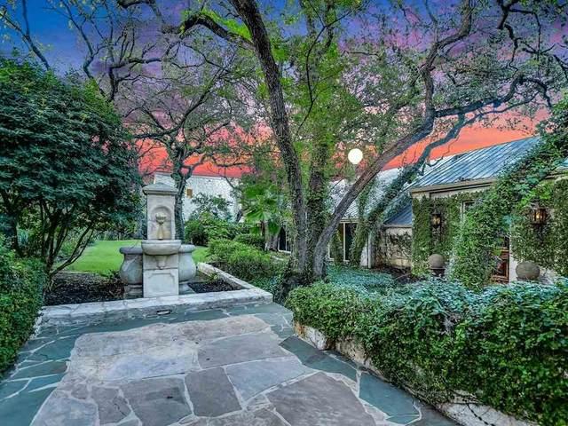 2705 Berenson Lane, Austin, TX 78746 (#153322) :: Realty Executives - Town & Country