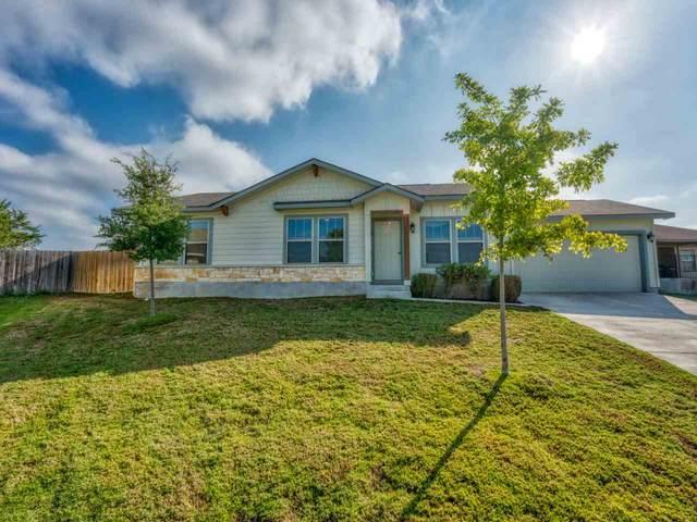 111 Gregory Cove, Burnet, TX 78611 (#153581) :: Zina & Co. Real Estate