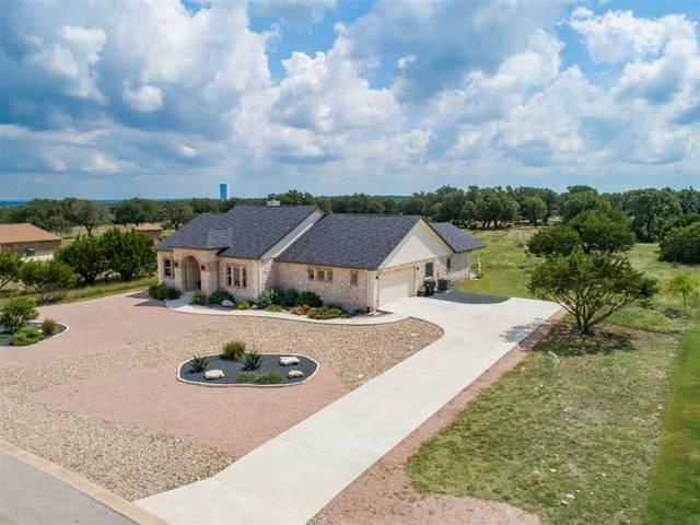317 First Down Dash, Burnet, TX 78611 (#153624) :: Zina & Co. Real Estate