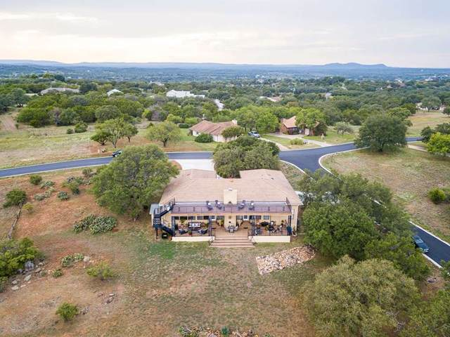 634 Broken Hills, Horseshoe Bay, TX 78657 (#153626) :: Zina & Co. Real Estate