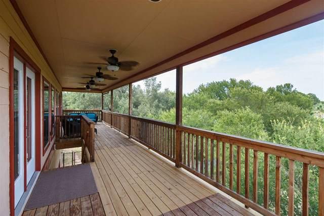 201 Lakeshore Drive W, Sunrise Beach, TX 78643 (#153630) :: Zina & Co. Real Estate