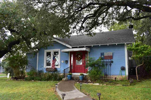 508 Arnold St S, Lampasas, TX 76550 (#153927) :: Realty Executives - Town & Country