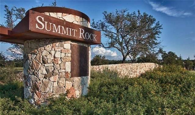 TBD #9 Paintbrush Drive, Horseshoe Bay, TX 78657 (#153933) :: Zina & Co. Real Estate
