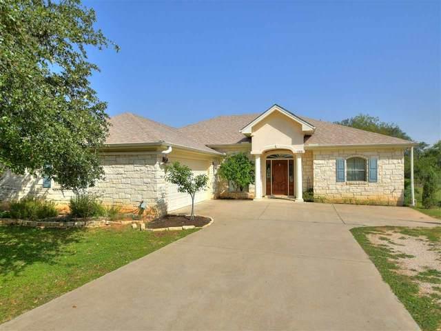 105 Walnut Drive, Kingsland, TX 78639 (#153943) :: Zina & Co. Real Estate