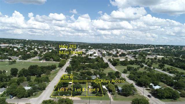 309 Ave M, Marble Falls, TX 78654 (#154093) :: Zina & Co. Real Estate