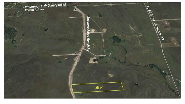 Tract 28 County Road 2800, Lometa, TX 76853 (#154103) :: Realty Executives - Town & Country