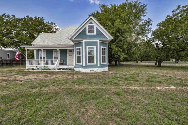 320 Ave N, Marble Falls, TX 78654 (#154143) :: Zina & Co. Real Estate