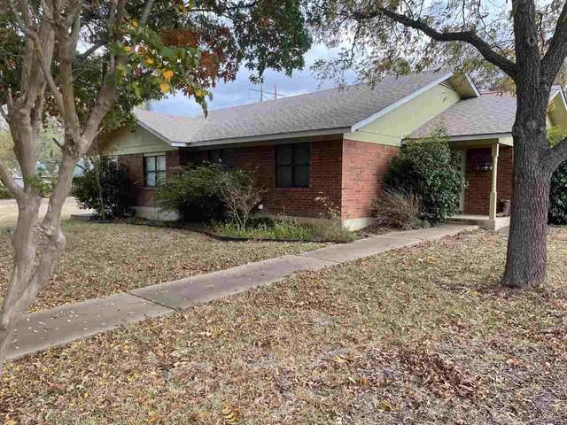 1701 Oak, Burnet, TX 78611 (#154147) :: Zina & Co. Real Estate