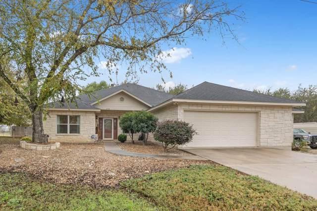 275 Skyview Drive, Kingsland, TX 78639 (#154159) :: Zina & Co. Real Estate