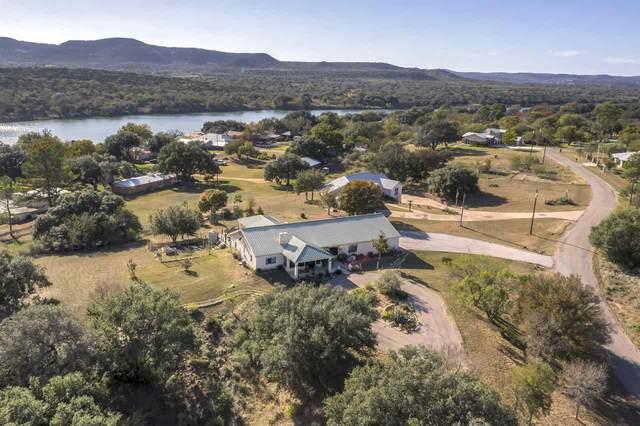 3750 Mountain View Dr., Kingsland, TX 78639 (#154222) :: Zina & Co. Real Estate