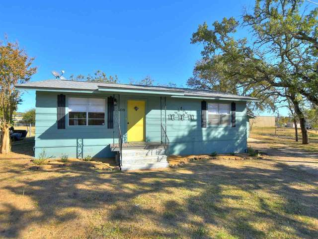 109 Cr 138, Burnet, TX 78611 (#154229) :: Zina & Co. Real Estate
