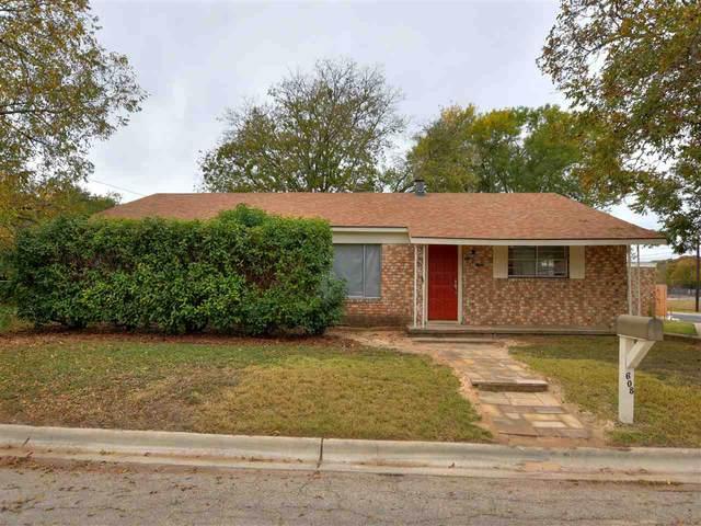 608 Pierce N, Burnet, TX 78611 (#154230) :: Zina & Co. Real Estate