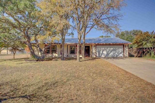 1503 Oakridge, Blanco, TX 78606 (#154236) :: Zina & Co. Real Estate
