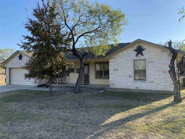 418 E Bluebriar Drive, Granite Shoals, TX 78654 (#154257) :: Realty Executives - Town & Country
