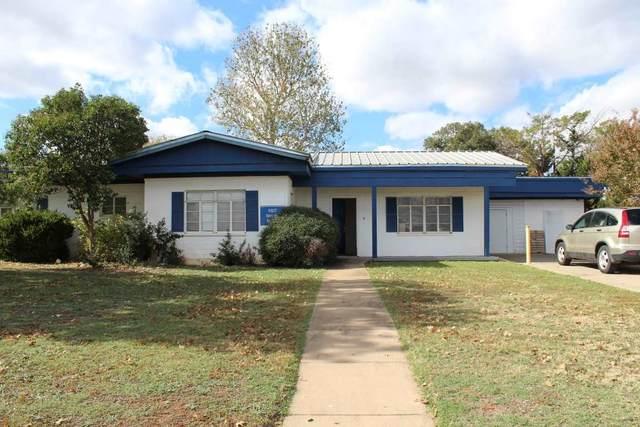 1507 Wright Street, Llano, TX 78643 (#154259) :: Realty Executives - Town & Country