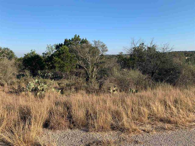 Lot K4084 Long Bow, Horseshoe Bay, TX 78657 (#154265) :: Realty Executives - Town & Country